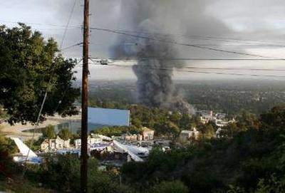 Universal Studios Fire Studio