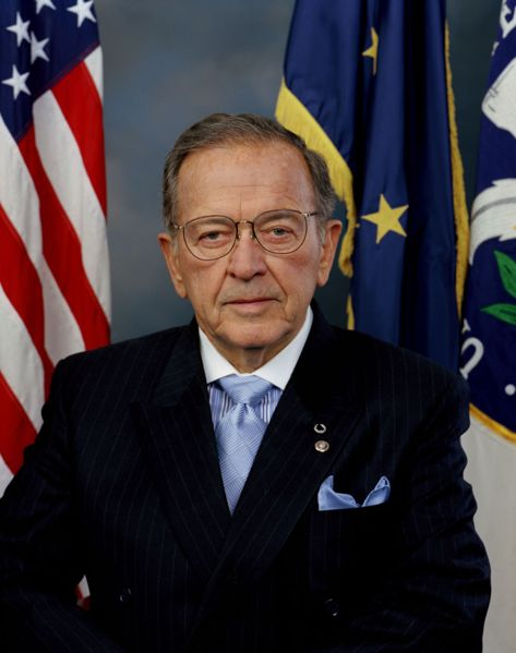 Ted Stevens Indicted on Corruption Charges