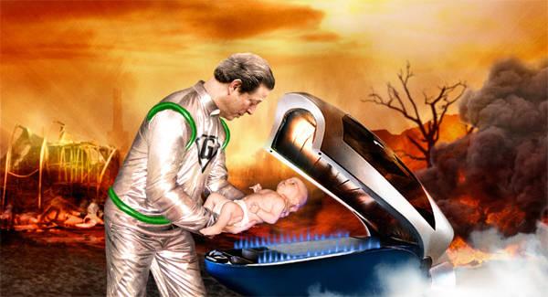 Al Gore Krypton
