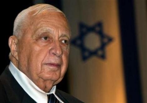 Israel Prime Minister Ariel Sharon
