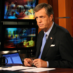 Brit Hume is giving up his anchor chair at the end of 2008