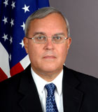 Ambassador James Cason Photo