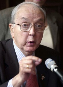 Jesse Helms\' stranglehold on U.S. foreign policy was a national embarrassment.