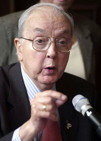Jesse Helms Chairman Senate Foreign Relations
