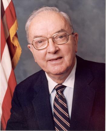 United States Senator Jesse Helms, 1921-2008