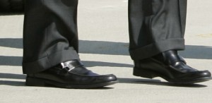 McCain's Expensive Shoes
