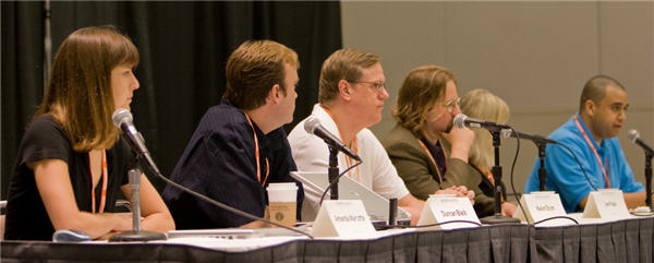 Netroots Nation Swearing Panel
