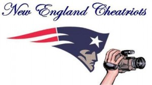 New England Cheatriots Logo