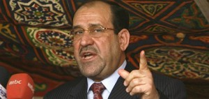 REUTERS  Iraqi Prime Minister Nouri al-Maliki says he agrees with US presidential candidate Barack Obama\'s plans for withdrawing US troops from Iraq.