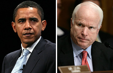 Obama and McCain Campaign Smears