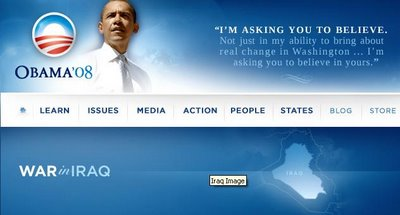 Obama Purges Surge from Website