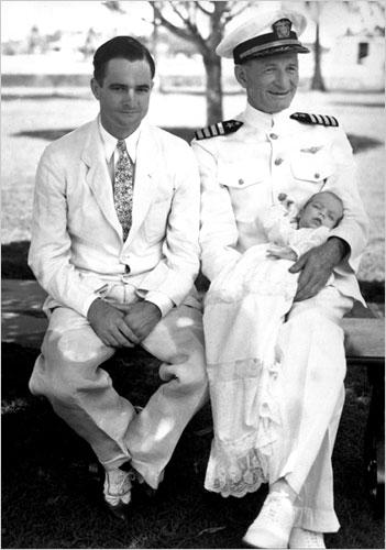 Three Generations of John McCains