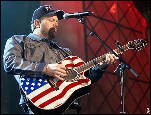 Toby Keith say he\'s a conservative Democrat