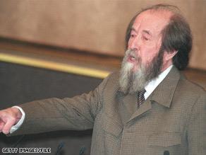 Alexander Solzhenitsyn Photo 1994