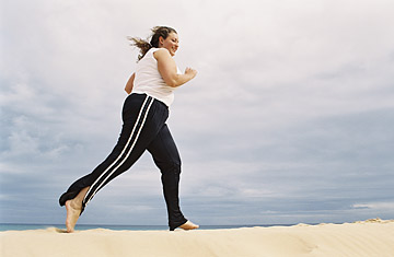Moderate Exercise and Weight Loss