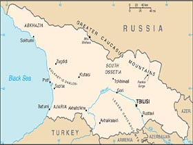 Kosovo and South Ossetia