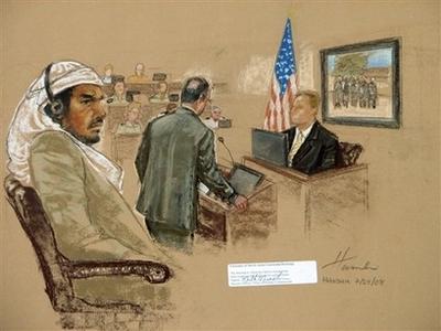 Guantanamo Bin Laden's Driver