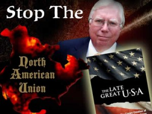 Stop the North American Union, Late Great USA