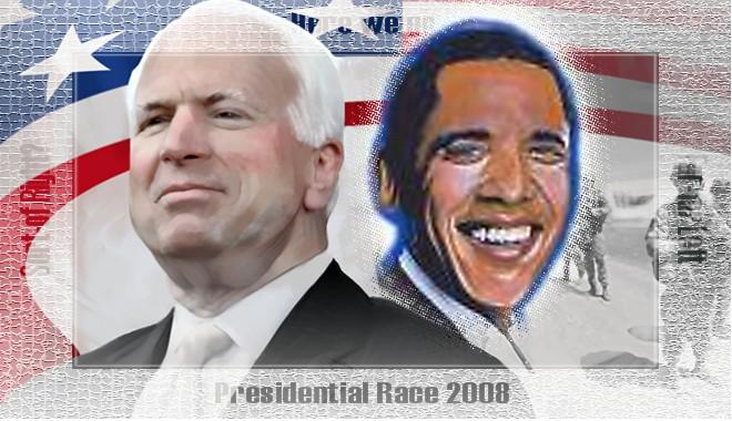 McCain Obama America