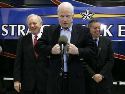 McCain Lieberman Graham