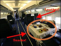 Obama Plane Snacks!