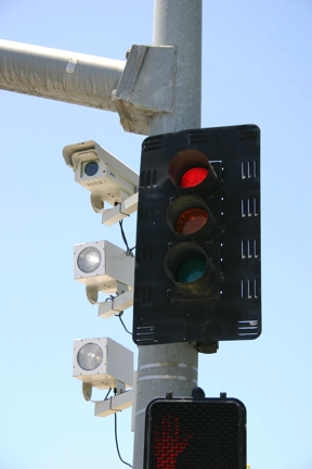 Red Light Camera Photo