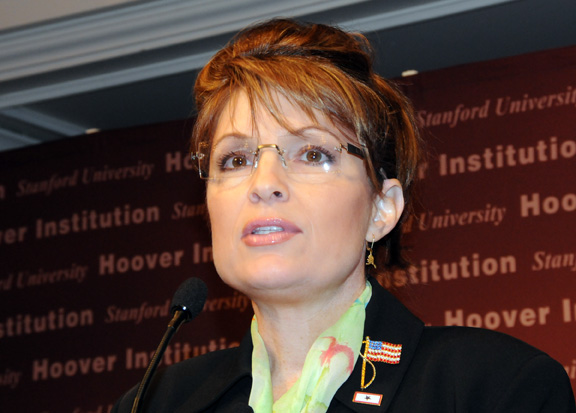 Sarah Palin - John McCain's Running Mate Photo