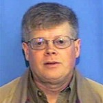 This undated photo released by the Little Rock Police Department on Wednesday Aug. 13, 2008 shows a man identified by the police as Timothy Dale Johnson . Johnson barged into the Arkansas Democratic headquarters Wednesday and fatally shot the state party chairman before speeding off in his pickup. Police later shot and killed the suspect after a 30-mile chase. (AP Photo/Little Rock Police Dept)