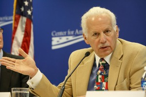 Ken Adelman at Center for American Progress,<br/> April 2007