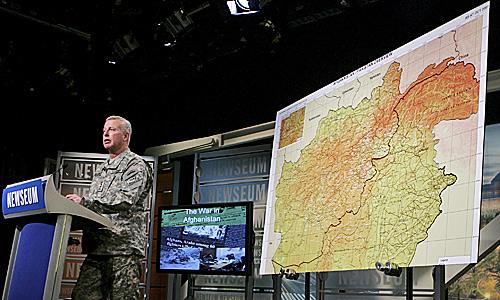 David McKiernan Afghanistan Surge