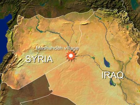 U. S. Raid Into Syria Confirmed (Updated)