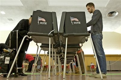 Election Day Voting Meltdowns
