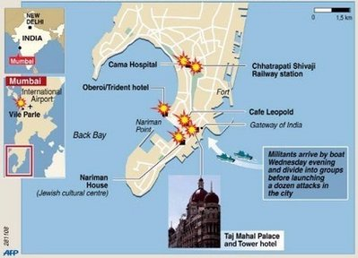 Terrorist Rampage Ended in Mumbai (Updated)