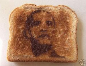 Is Barack Obama toast?