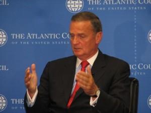 General James Jones at the Atlantic Council