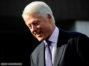 Bill Clinton for Hillary's Senate Seat?