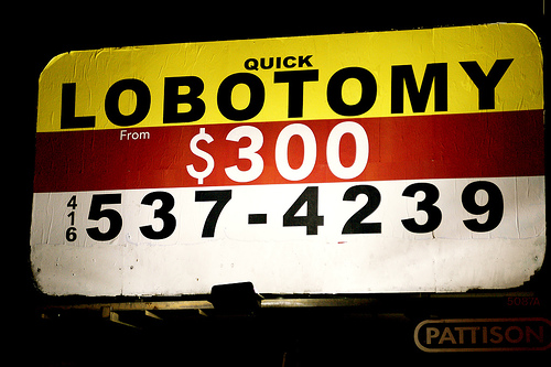 billboard-quick-lobotomy
