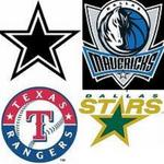 Dallas and Ft. Worth To Share Sports Content
