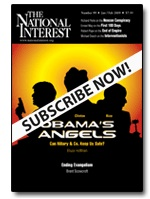 Obama's Angels National Interest Cover