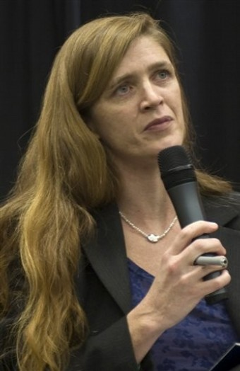 Samantha Power NYU