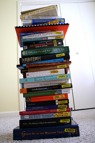 used-college-textbooks