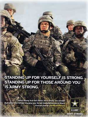 army strong essay Short essay on leadership dr meenakshi here you can publish your research papers, essays, letters, stories, poetries, biographies, notes, reviews.