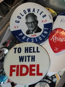 Actual buttons at CPAC 2009