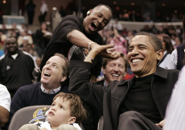 Obama 'Working the Refs'