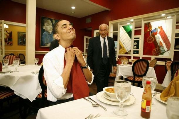 Obama Starving Congress