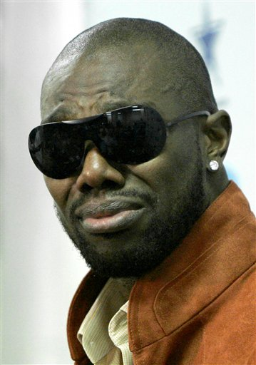 Terrell Owens Crying