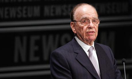 Murdoch:  Free News Era Over