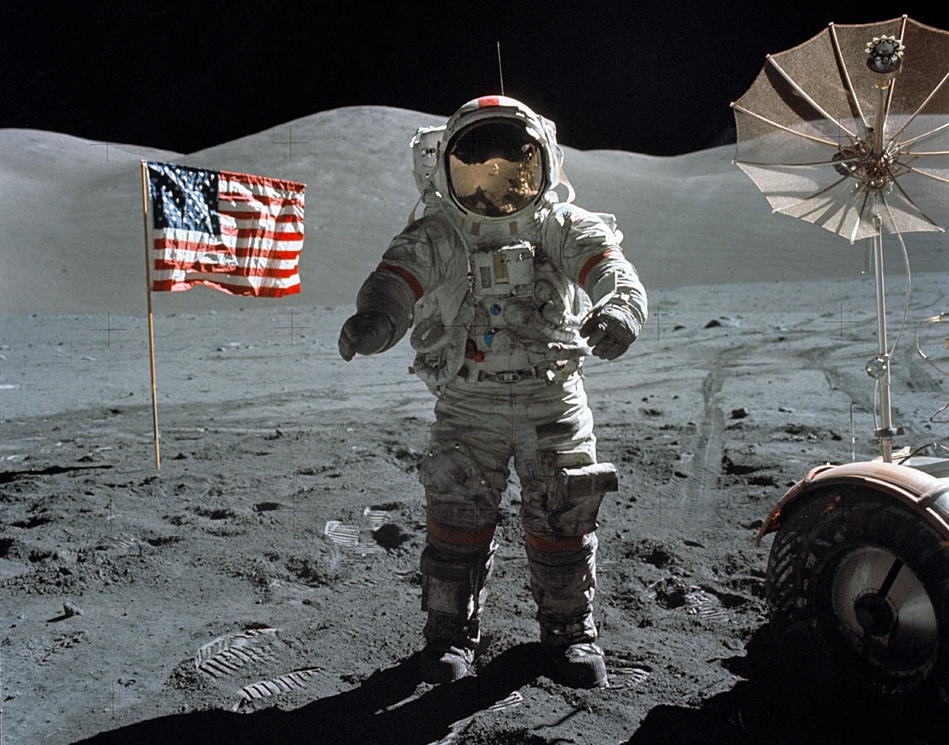 Moon Landing Plus 40 - One Last Step for Mankind?