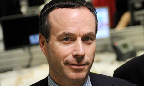 Lionel Barber Financial Times Editor Photo