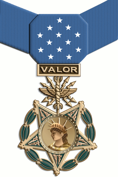 Medal of Honor a Posthumous Award Only?